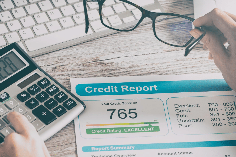 Credit Report Profinance