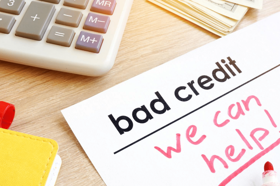Bad Credit we can help Profinance